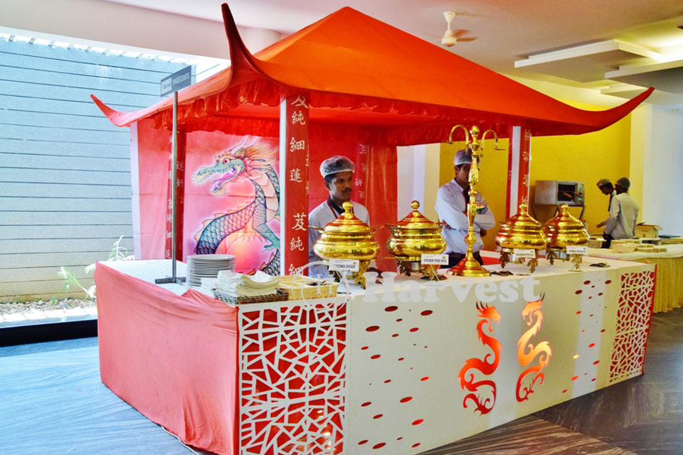 Catering services for wedding, Kerala